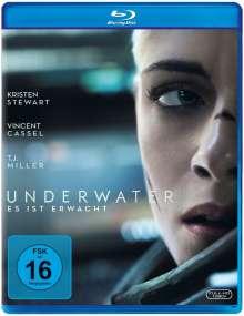 Underwater (Blu-ray), Blu-ray Disc