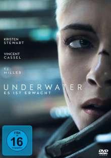 Underwater, DVD