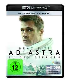 Ad Astra (Ultra HD Blu-ray & Blu-ray), 1 Ultra HD Blu-ray und 1 Blu-ray Disc