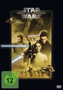 Star Wars Episode 2: Angriff der Klonkrieger, DVD