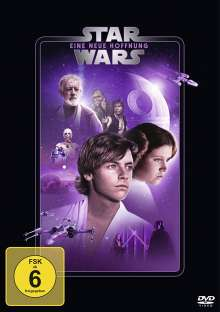 Star Wars Episode 4: Eine neue Hoffnung, DVD