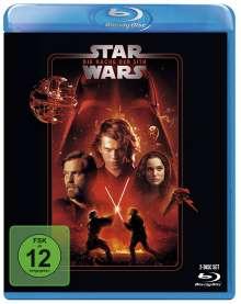 Star Wars Episode 3: Die Rache der Sith (Blu-ray), 2 Blu-ray Discs