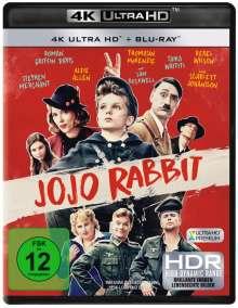 Jojo Rabbit (Ultra HD Blu-ray & Blu-ray), 1 Ultra HD Blu-ray und 1 Blu-ray Disc