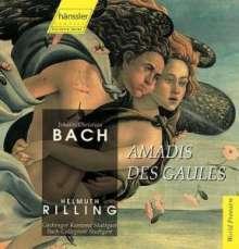 Johann Christian Bach (1735-1782): Amadis des Gaules, 2 CDs