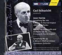 Carl Schuricht-Collection Vol.10, CD