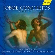 Lajos Lencses spielt Oboenkonzerte, CD