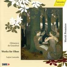 Clemence de Grandval (1828-1907): Oboenkonzert, CD
