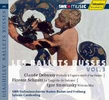 Les Ballets Russes Vol.3, CD