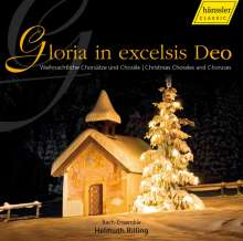 Gloria in excelsis Deo, CD