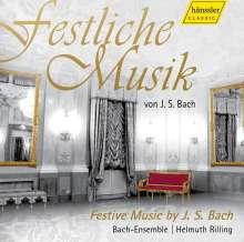 Gächinger Kantorei - Festliche Musik von J.S.Bach, CD