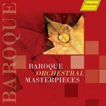 Baroque Orchestral Masterpieces, 2 CDs