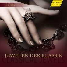 Juwelen der Klassik, 5 CDs