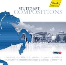 Stuttgarter Kammerorchester - Musik aus Baden-Württemberg, CD