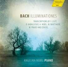 Angelika Nebel - Bach Illuminationes, CD