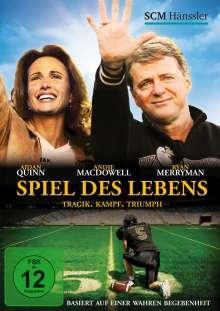 Spiel des Lebens, DVD