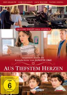 Aus tiefstem Herzens (Coal Valley Saga Staffel 5 Film 4), DVD