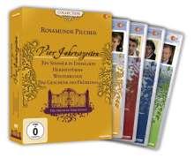 Rosamunde Pilcher: Vier Jahreszeiten, 4 DVDs
