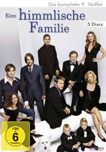 Eine himmlische Familie Season 9, 5 DVDs