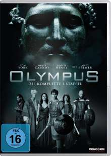 Olympus Season 1, DVD