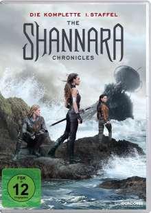 The Shannara Chronicles Staffel 1, 4 DVDs