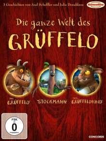 Die ganze Welt des Grüffelo, DVD