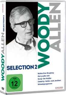 Woody Allen Selection 2, 5 DVDs