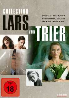 Lars von Trier Collection, 5 DVDs