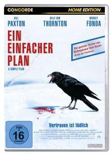 Ein einfacher Plan, DVD