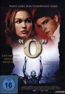 """O"" (Othello), DVD"
