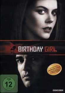 Birthday Girl, DVD