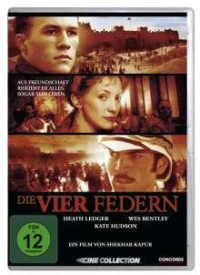 Die vier Federn (2002), DVD