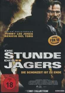 Die Stunde des Jägers, DVD