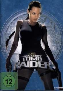 Tomb Raider (Version auf einer DVD), DVD