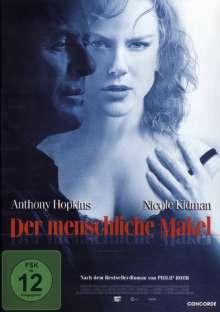 Der menschliche Makel, DVD