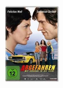 Abgefahren - Mit Vollgas in die Liebe, DVD
