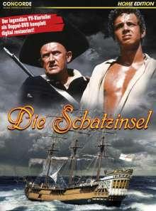 Die Schatzinsel (1966), 2 DVDs