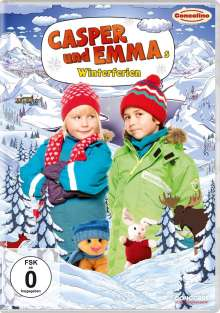Casper und Emmas Winterferien, DVD