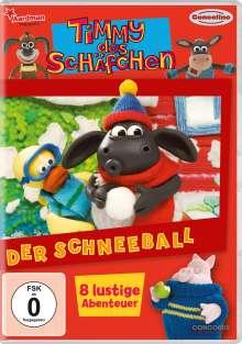 Timmy, das Schäfchen: Der Schneeball, DVD