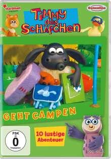 Timmy, das Schäfchen: Geht Campen, DVD
