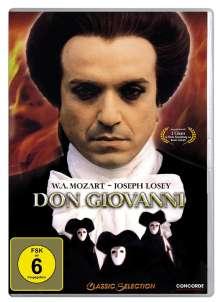 Don Giovanni (OmU), DVD