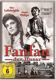 Fanfan, der Husar (1951), DVD