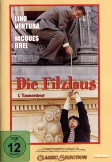Die Filzlaus, DVD