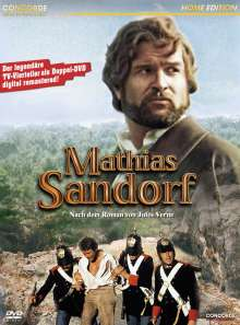 Mathias Sandorf, 2 DVDs
