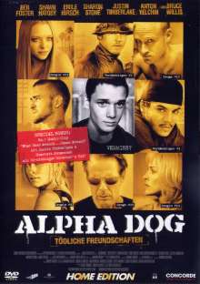 Alpha Dog - Tödliche Freundschaft, DVD