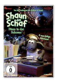 Shaun das Schaf Staffel 1 Vol. 3: Disco in der Scheune, DVD