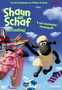 Shaun das Schaf Staffel 1 Vol. 5: Waschtag, DVD