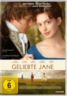 Geliebte Jane, DVD