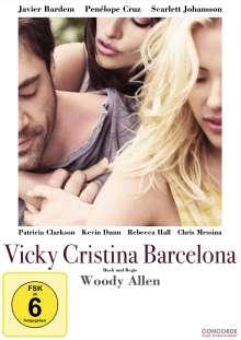 Vicky Cristina Barcelona, DVD