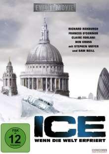 Ice - Wenn die Welt gefriert, DVD
