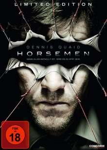 Horsemen (Steelbook), DVD